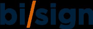 logotipo bisign